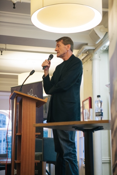 Lee Child, creator of the Jack Reacher series