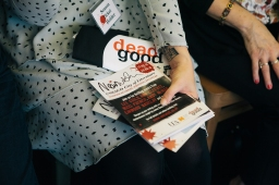 Noirwich partners every year with Dead Good Books