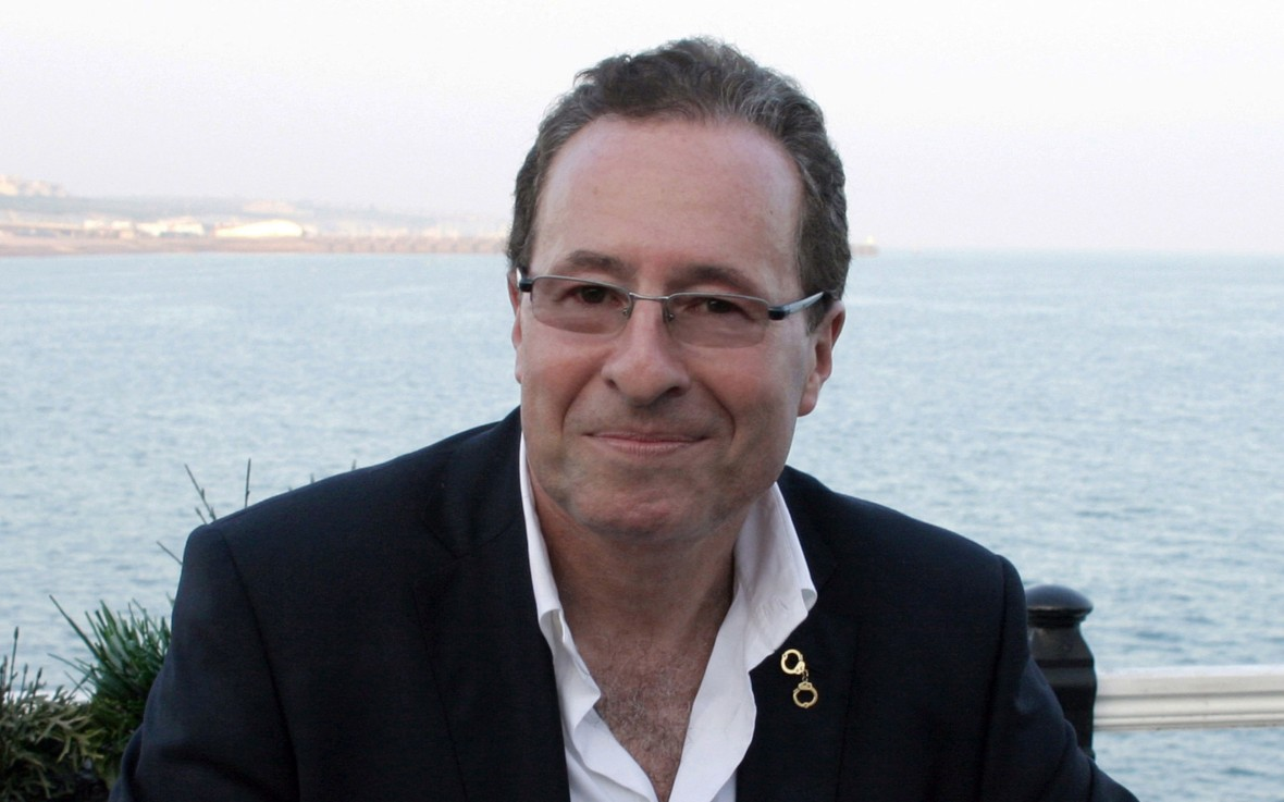 Peter James wordpress